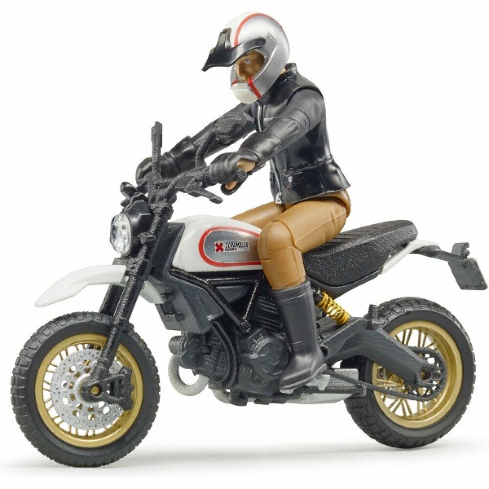 Ducati Scrambler Desert Sled Motorcykel