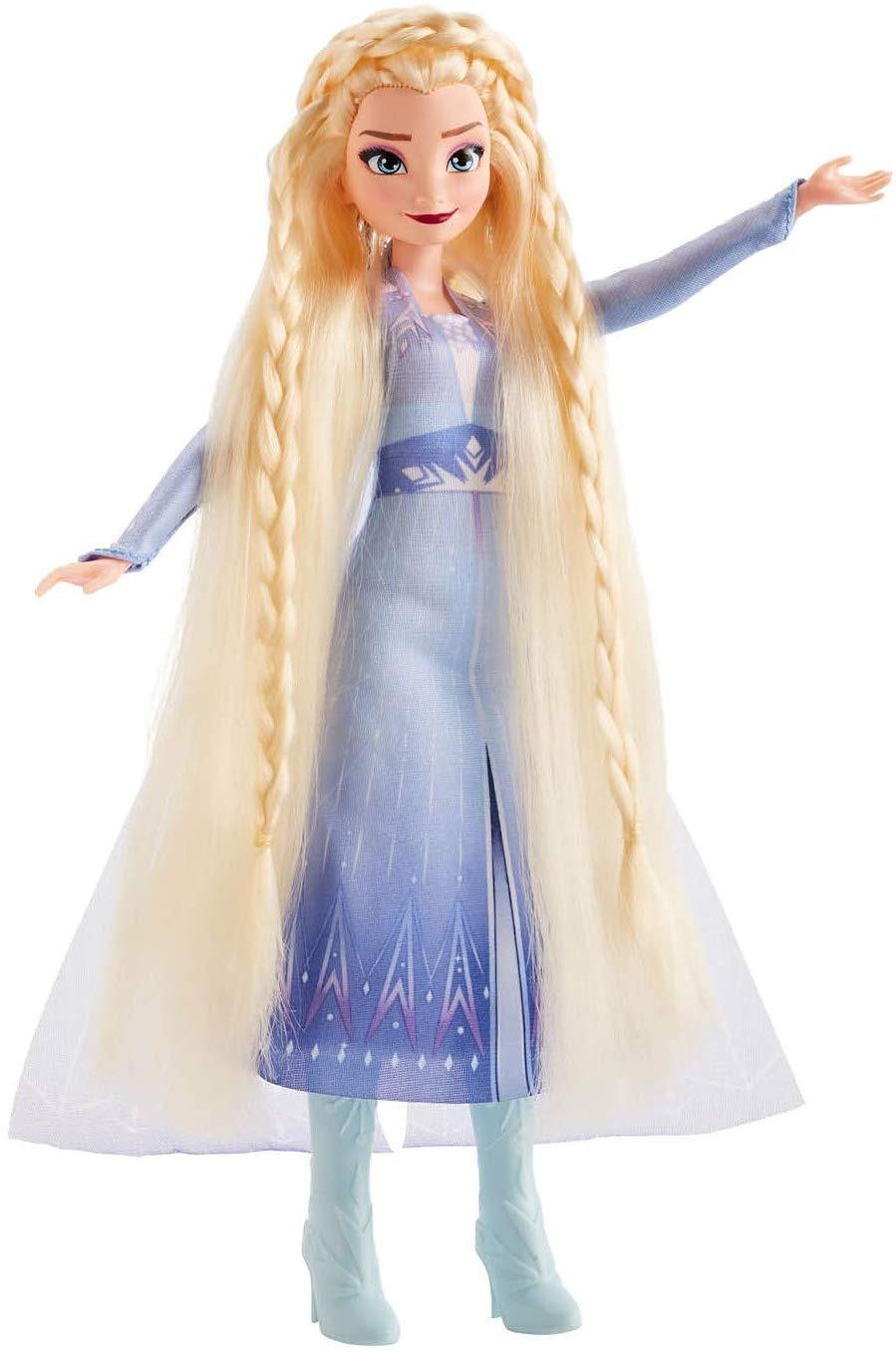 Dukke med Hår Styler - Elsa