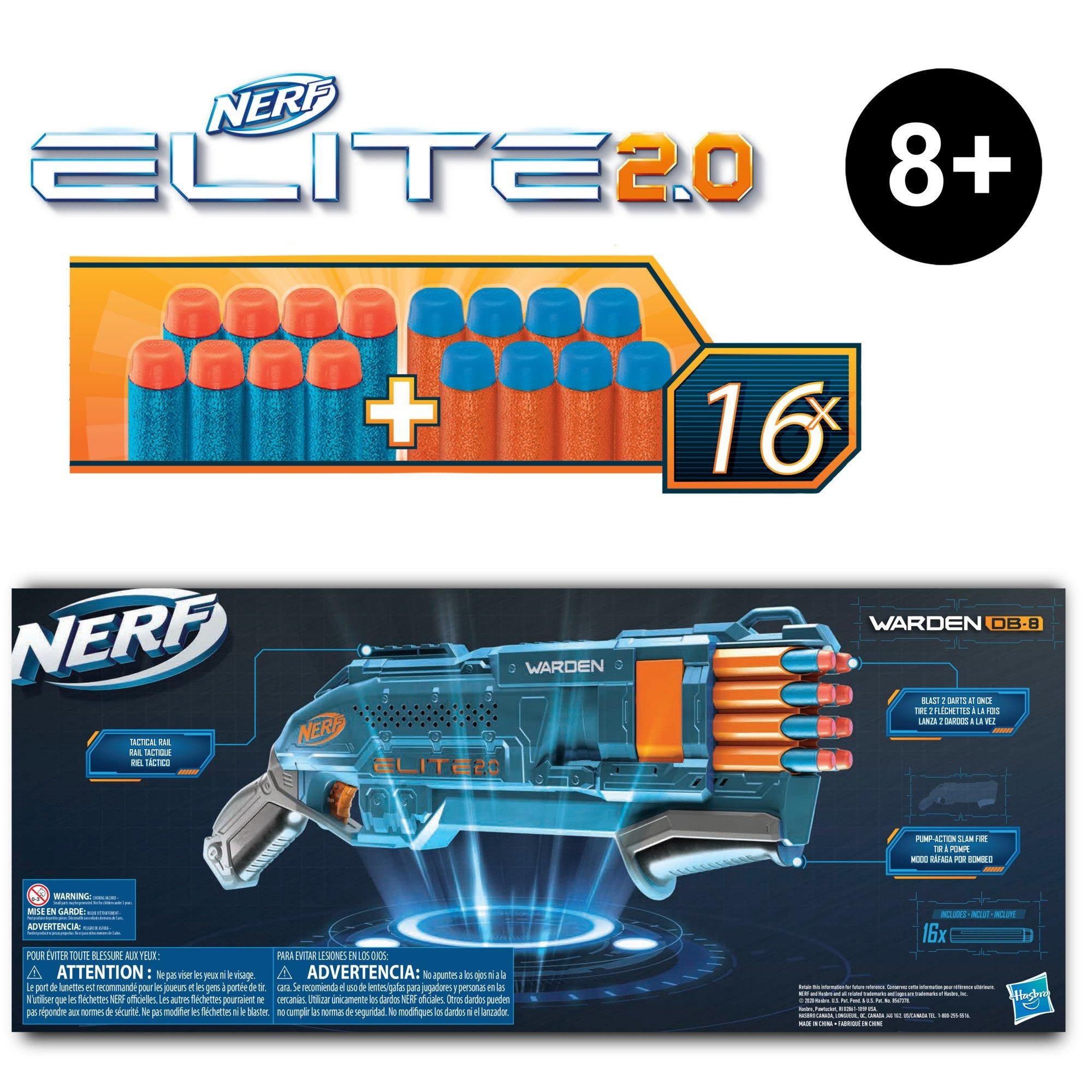 Elite 2.0 - Warden