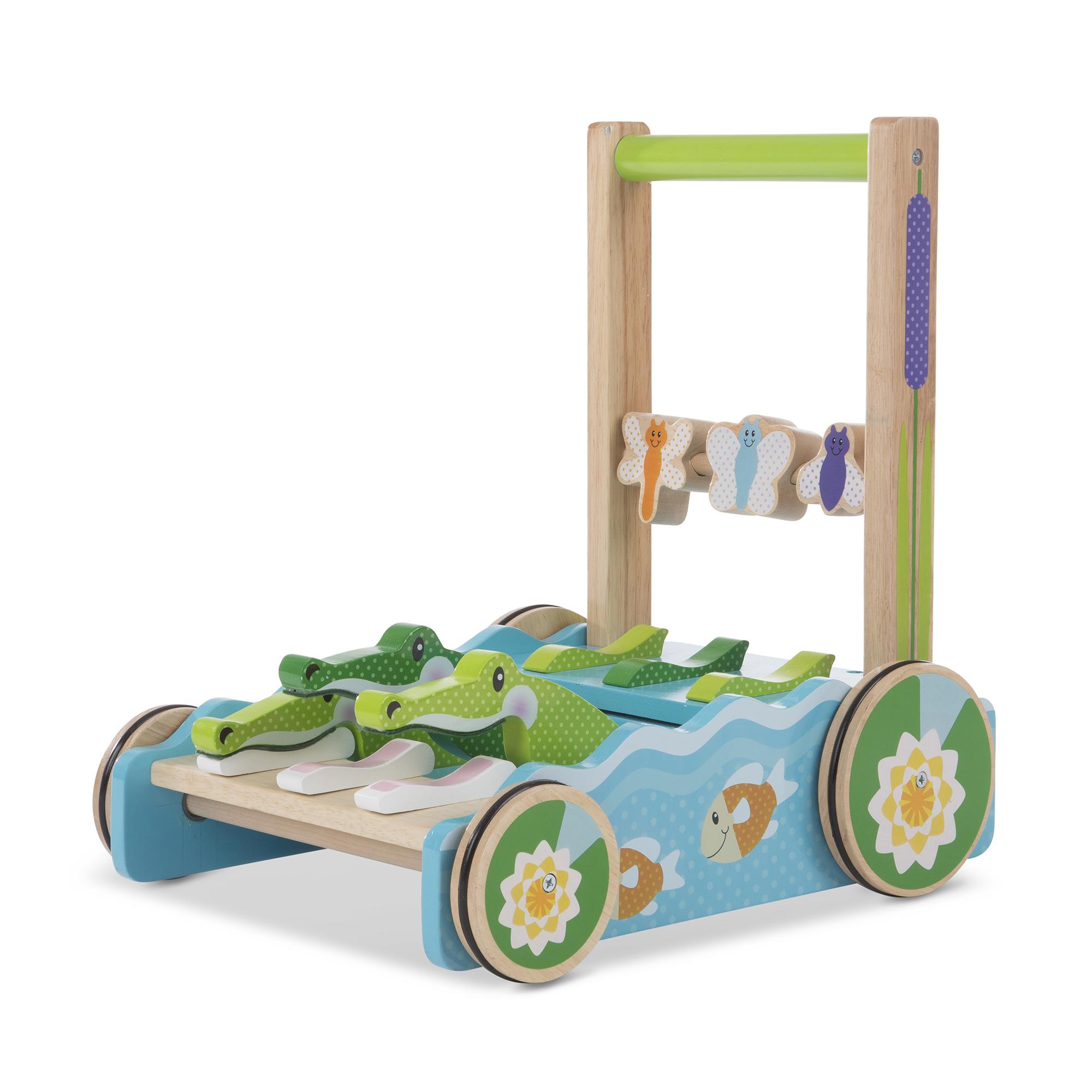 First Play - Alligator Gå-vogn