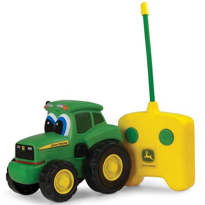 Fjernstyret Johnny Tractor