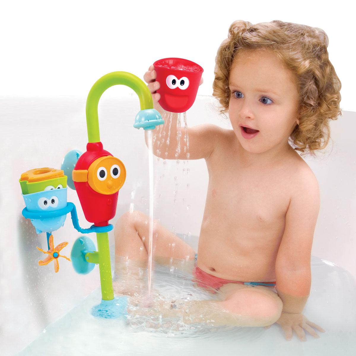 Flow ´n Fill Spout badelegetøj