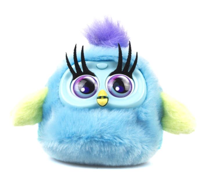 Fluffy Birds - Blå
