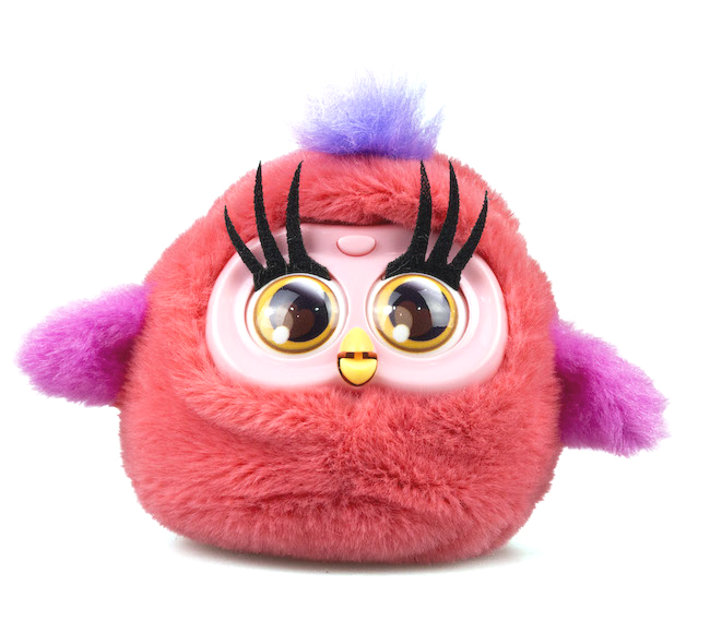 Fluffy Birds - Rød
