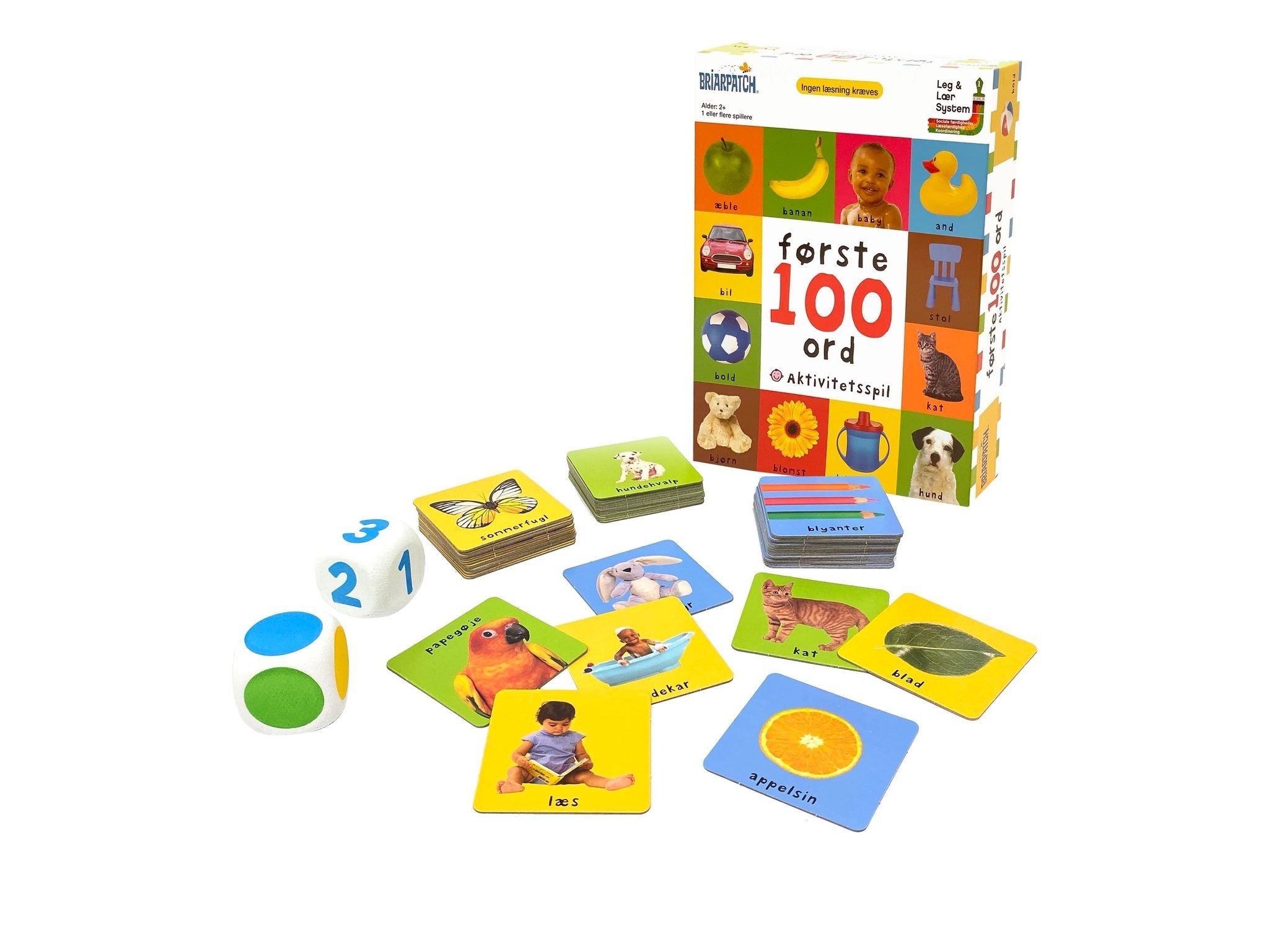 Første 100 Ord Spillet