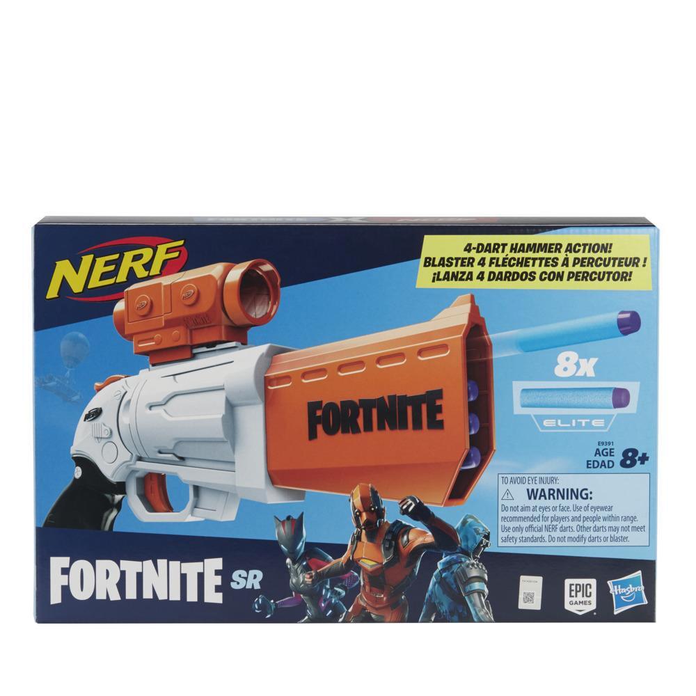 Fortnite - SR-Blaster