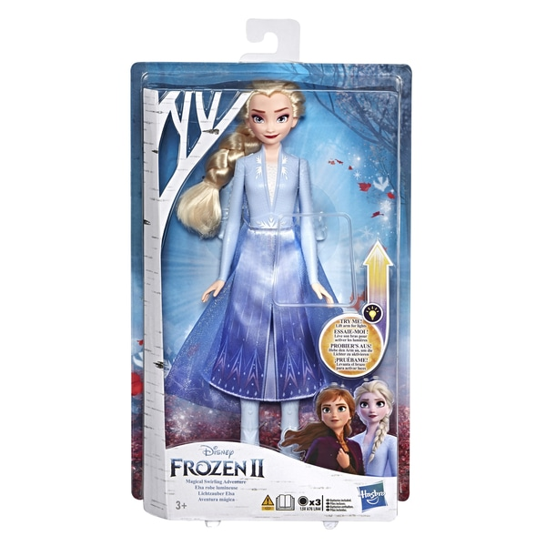 Frost 2 - Dukke med Lys - Elsa