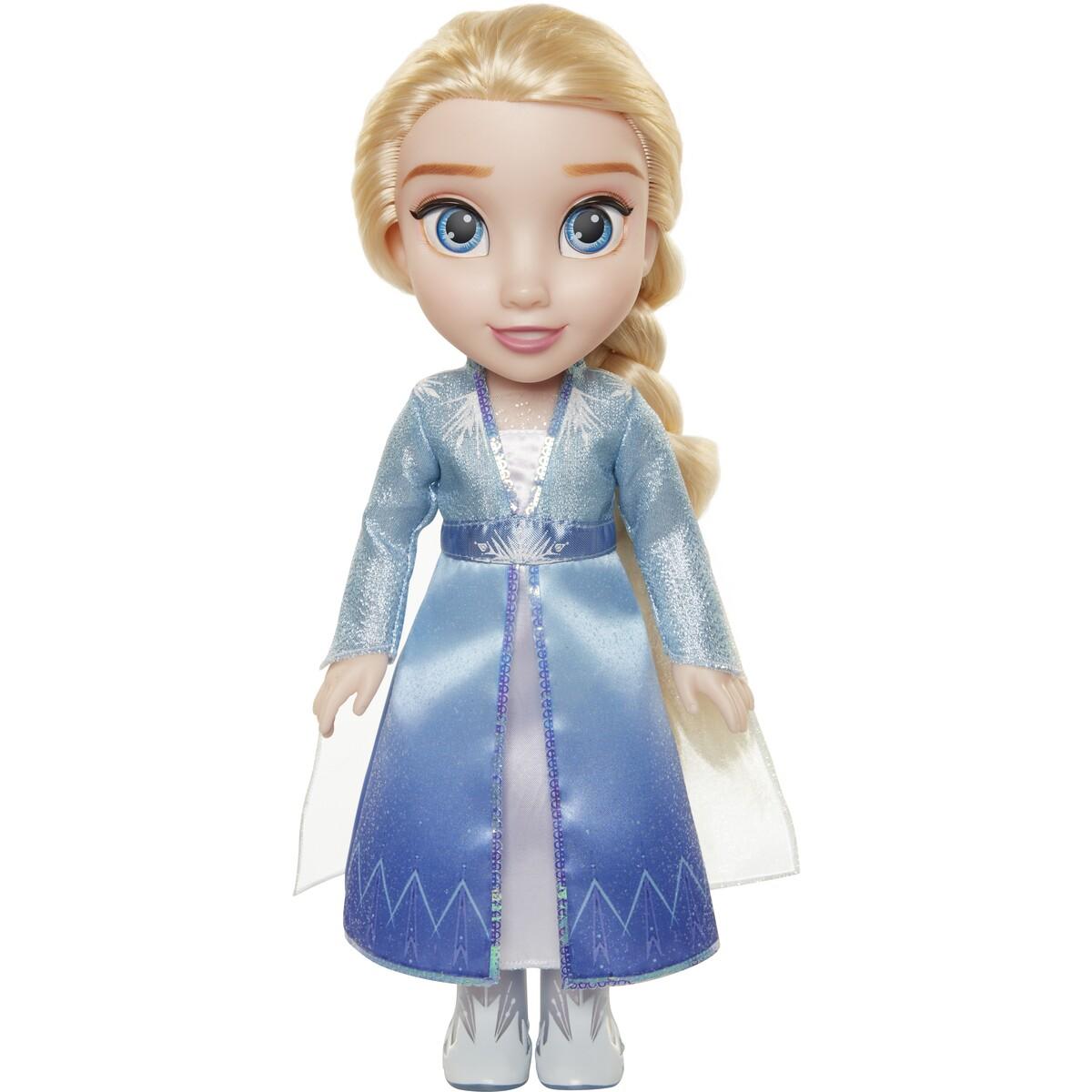 Frozen 2 - Syngende Elsa dukke
