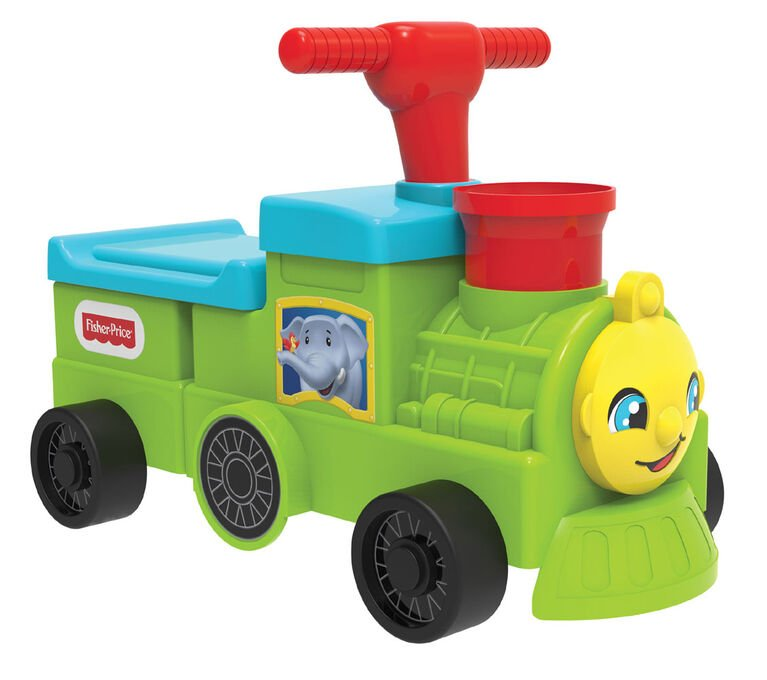 Gåbil - Tootin' Train