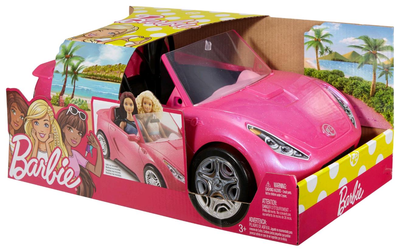 Glam Cabriolet