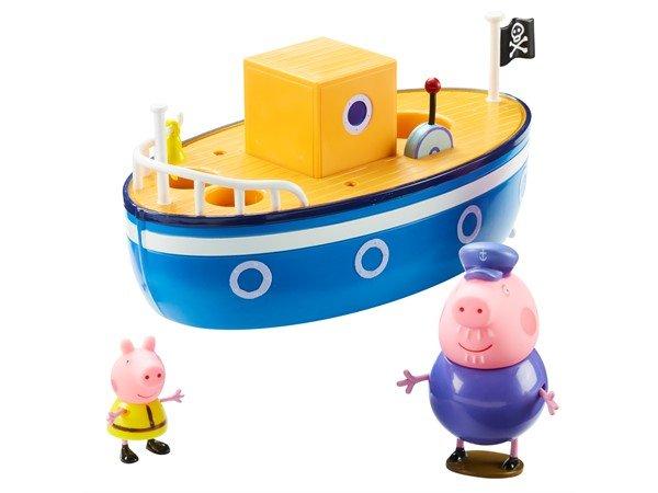 Gurli Gris - Båd med figur