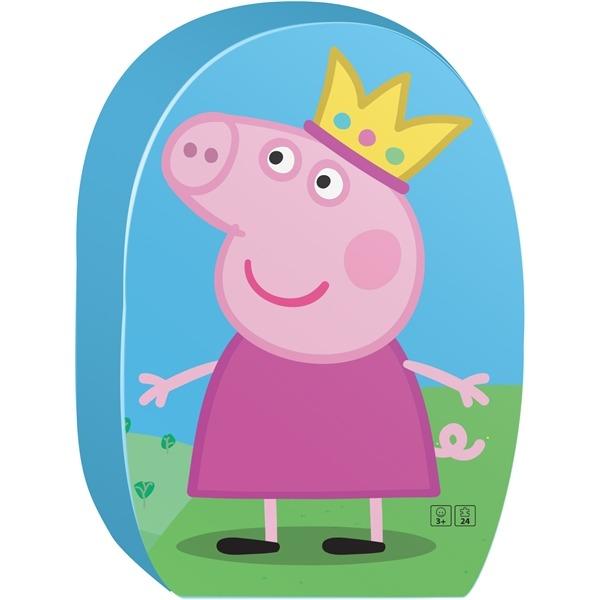 Gurli Gris - Deco Puslespil - Prinsesse Gurli