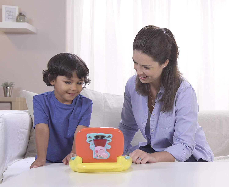 Gurli Gris -Grin og lær - Bærbar Computer