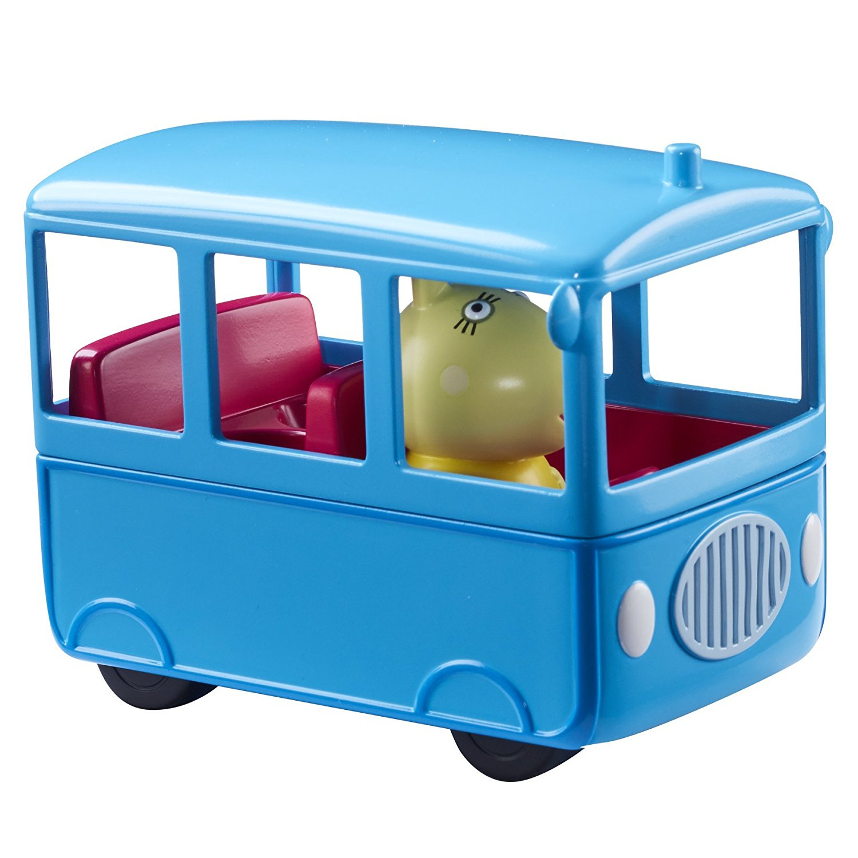 Gurli Gris - Skole Bus