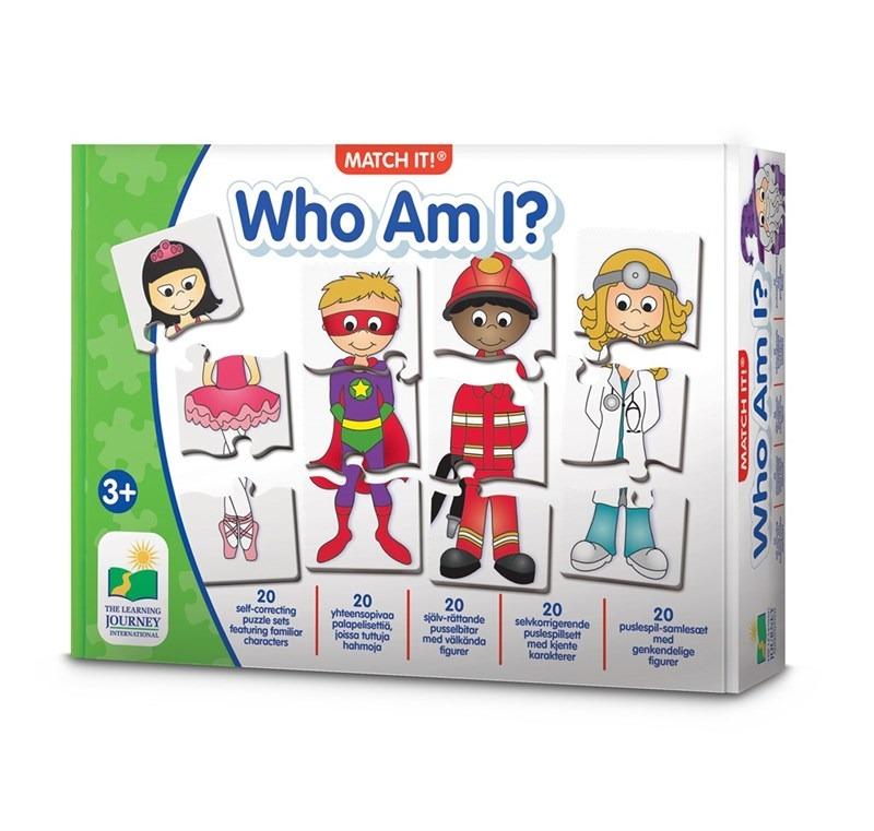 Hvem er jeg?
