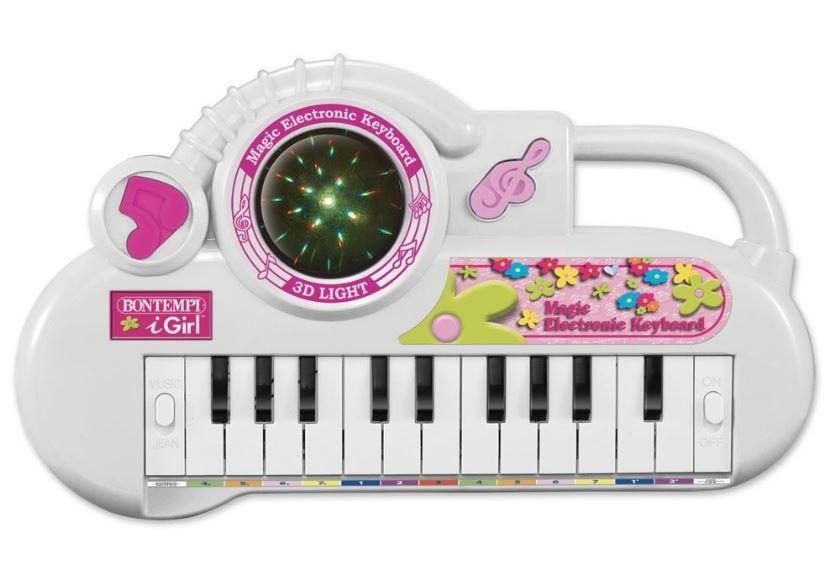 Keyboard med 22 tangenter