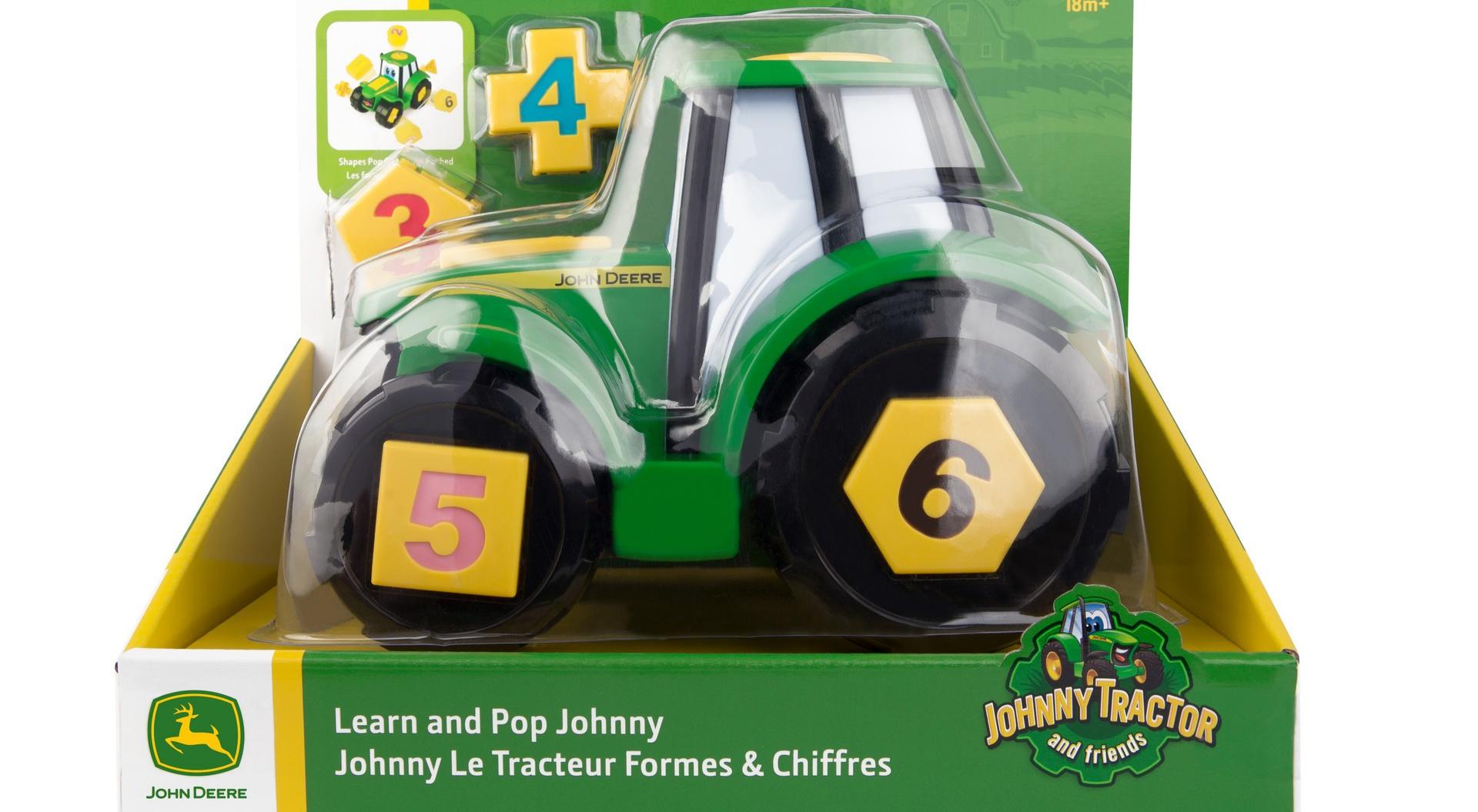 Lær & Leg Johnny Traktor