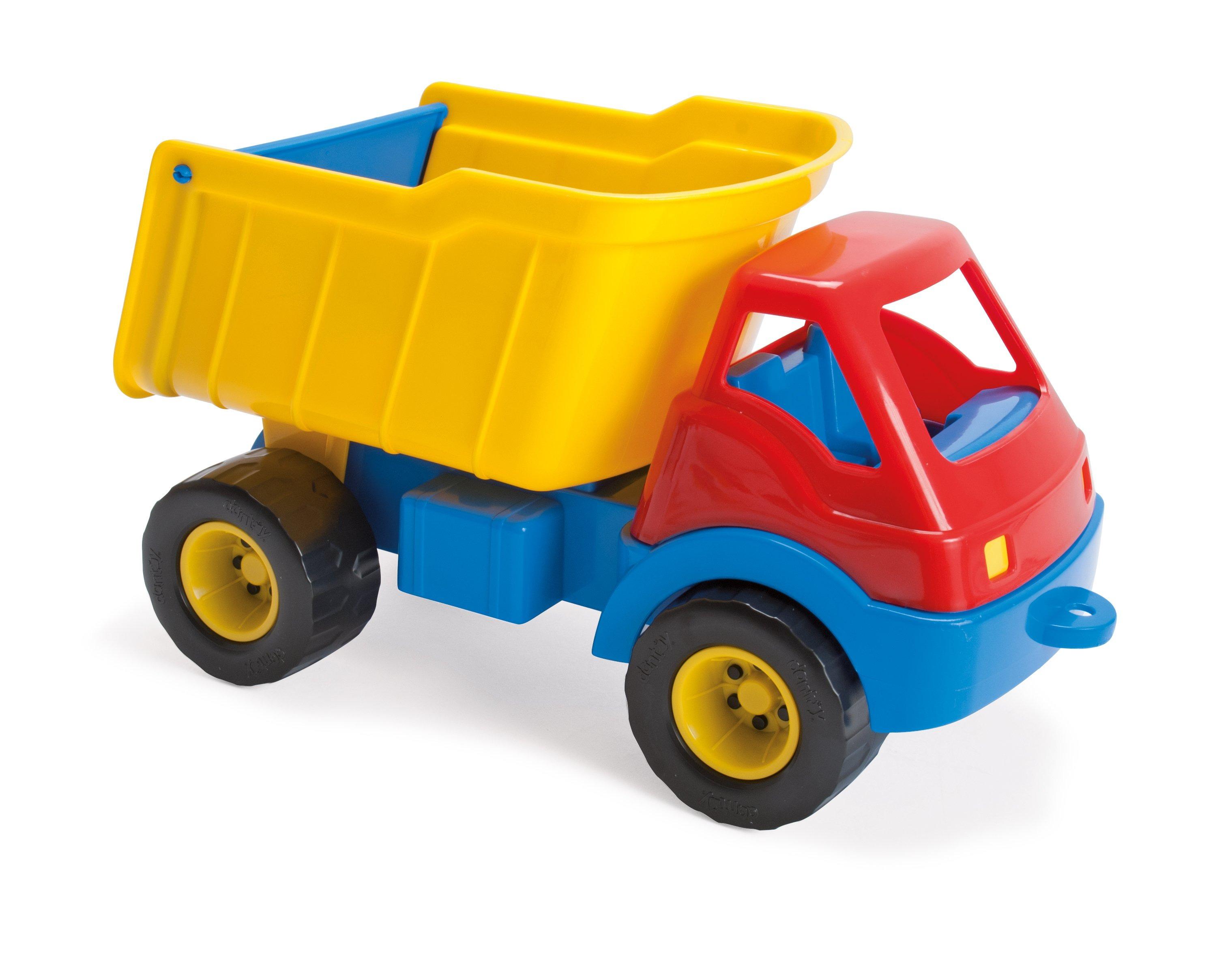 Lastbil med Plastikhjul