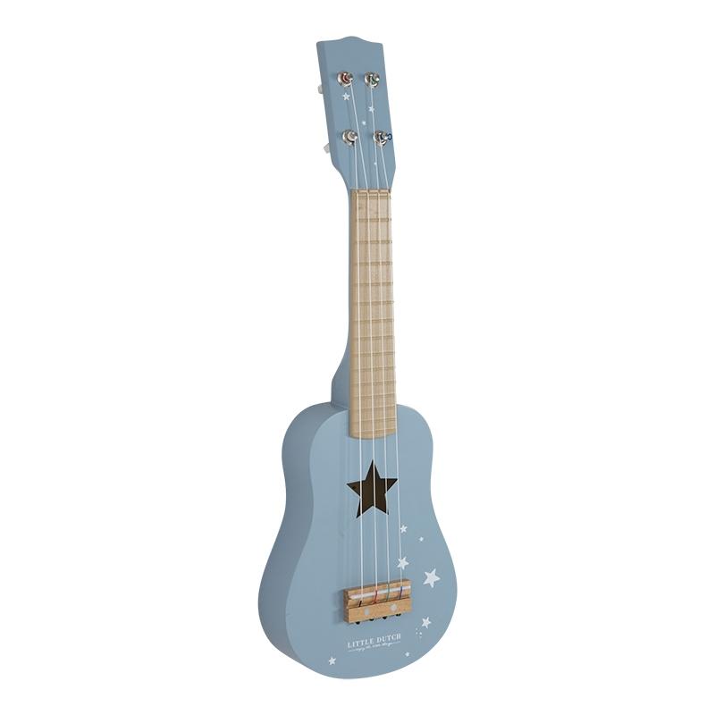 Legetøjs Guitar - Blå