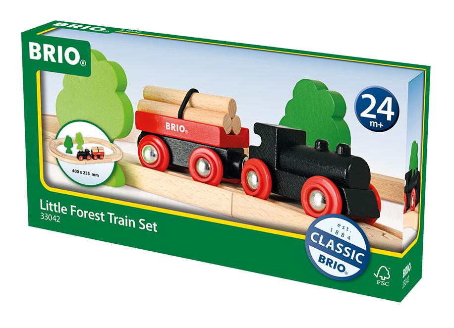 Lille skov togbane
