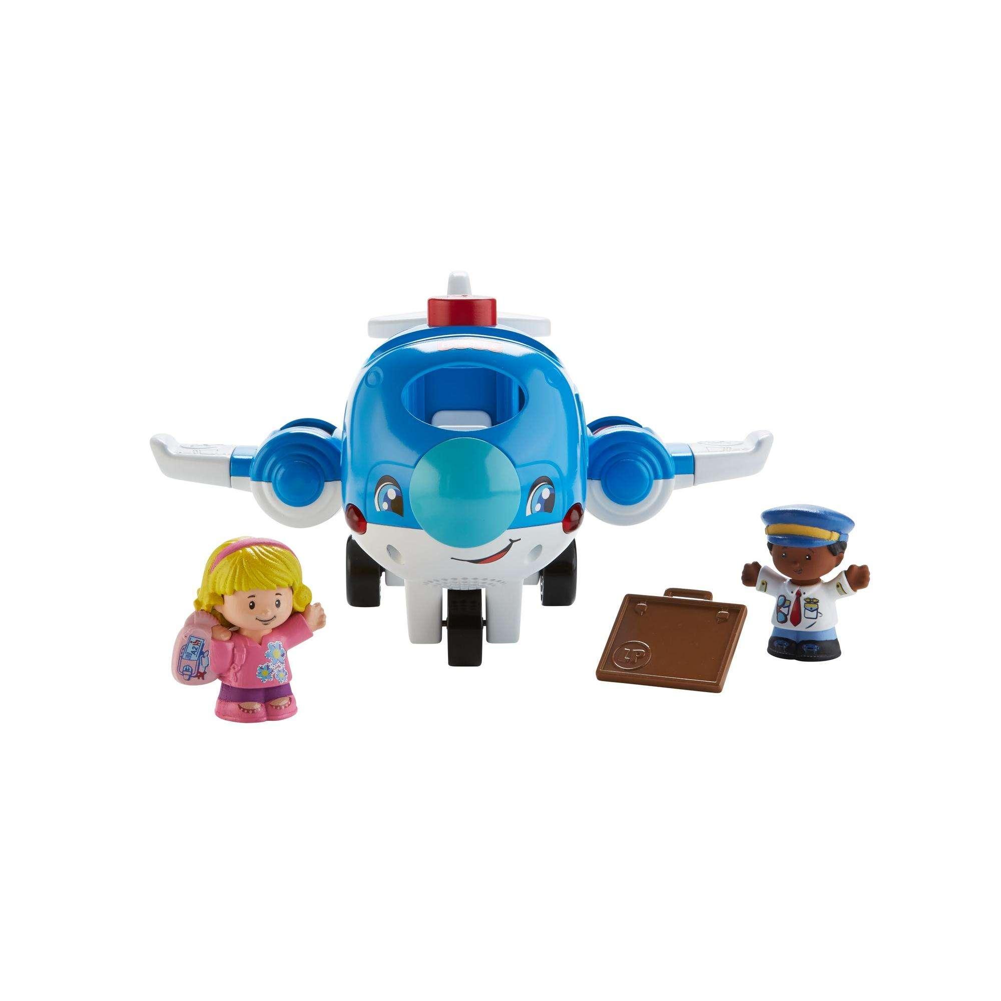 Little People - Flyvemaskine (dansk)