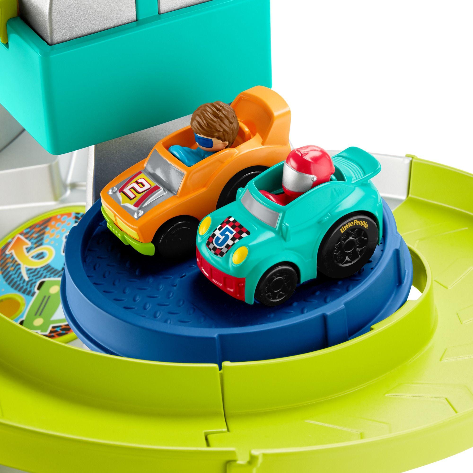 Little People - Launch & Loop Racerbane