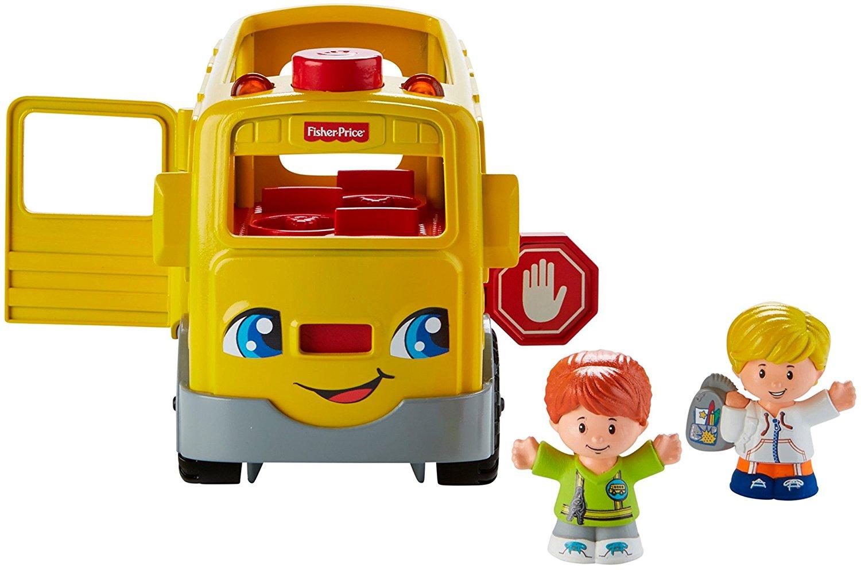 Little People - Skolebus