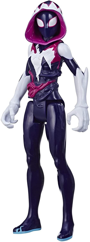 Max Venom Titan Hero - Ghost-Spider