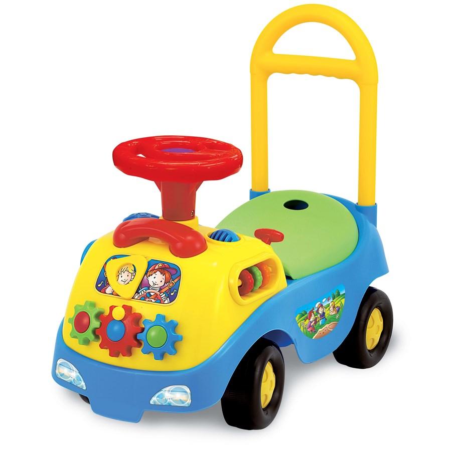 Min Første Aktivitets Gåbil