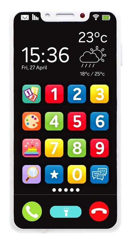 Min første smartphone