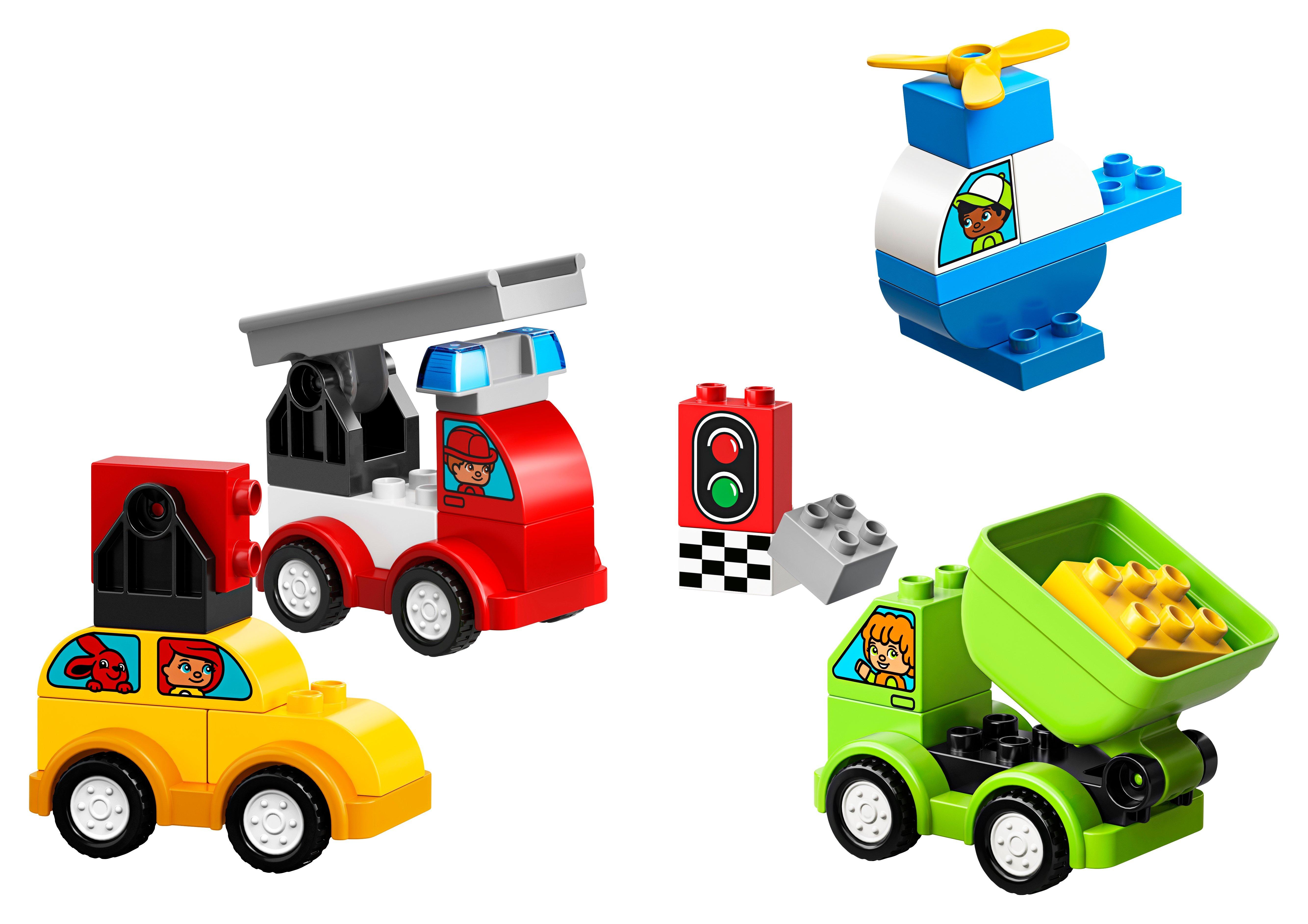 Mine første bilmodeller