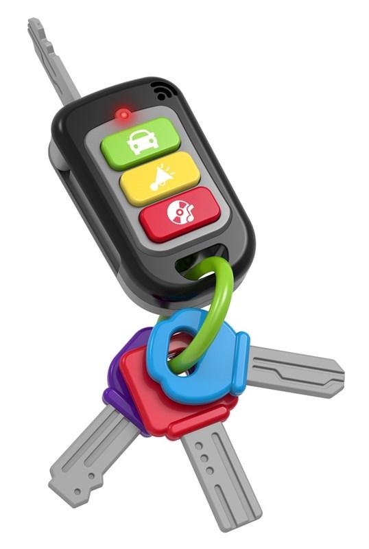Mine Første Bilnøgler