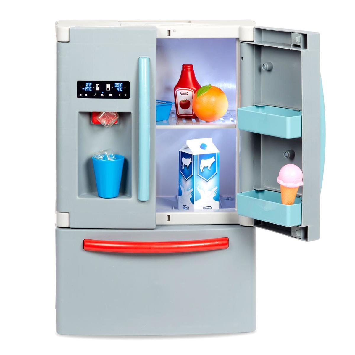Mit Første Køleskab