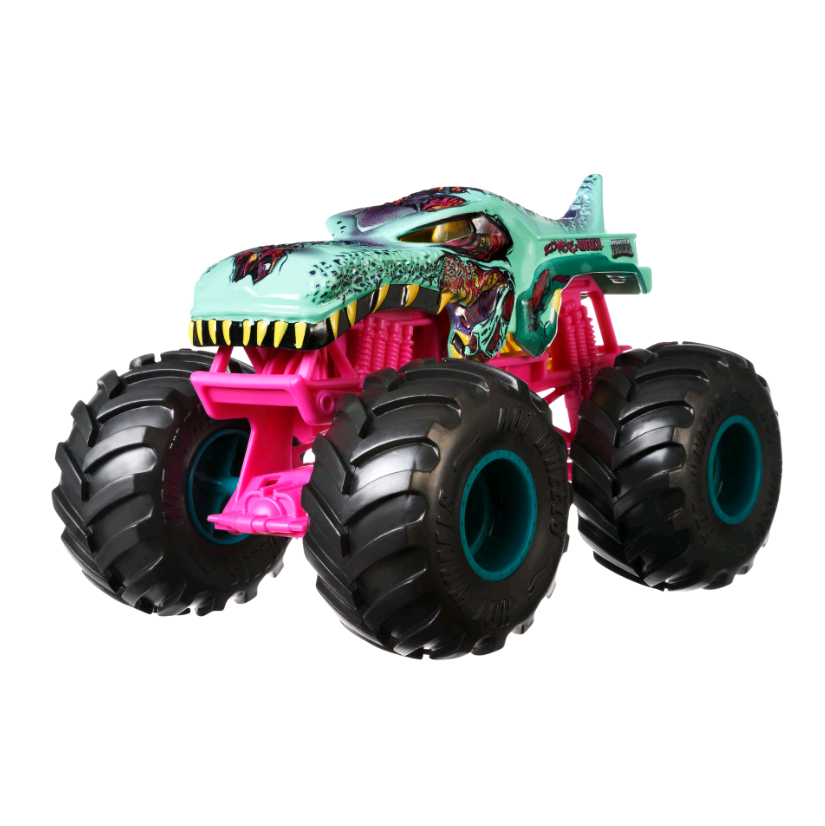 Monster Trucks 1:24 - Zombie-WRex Bil