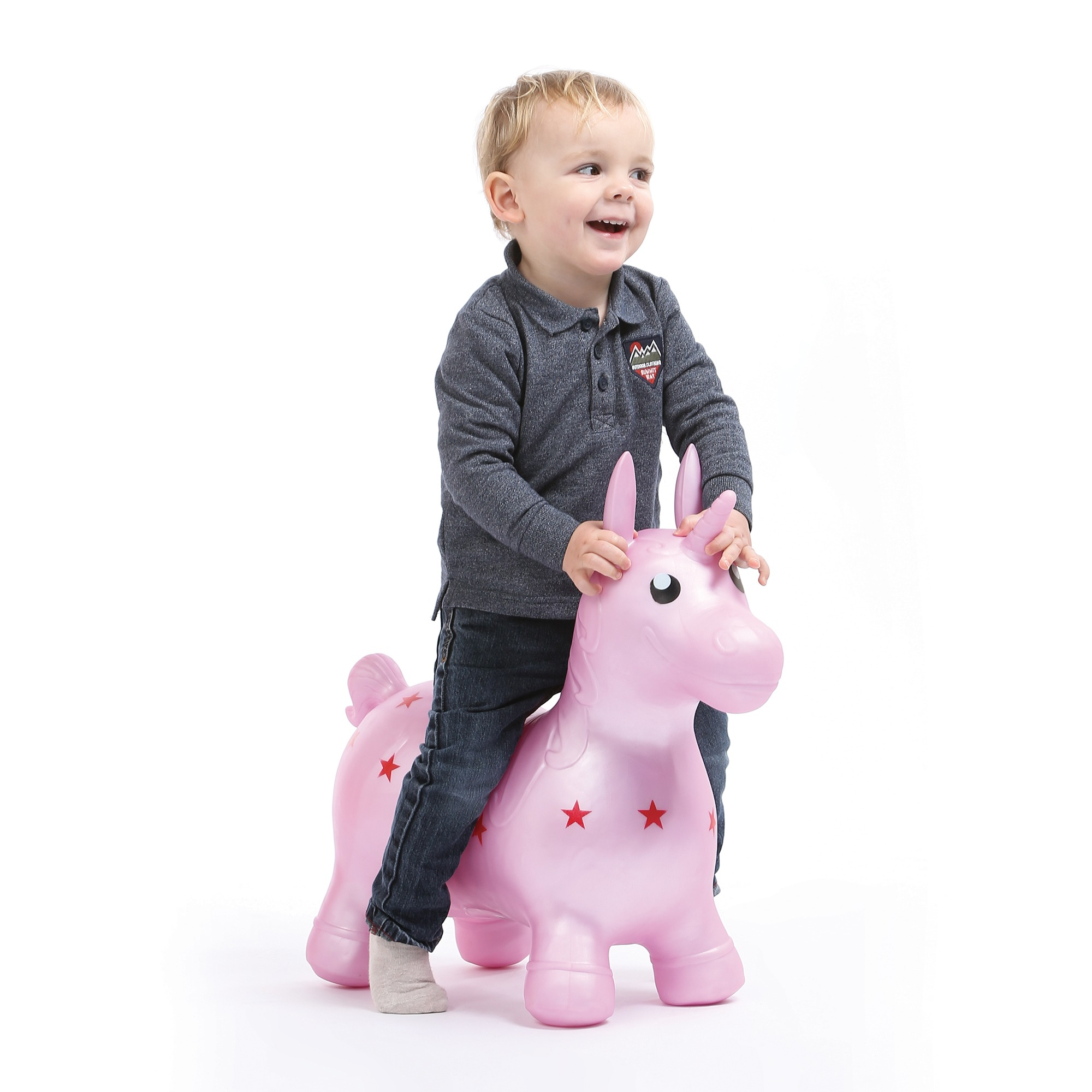 My bouncing unicorn