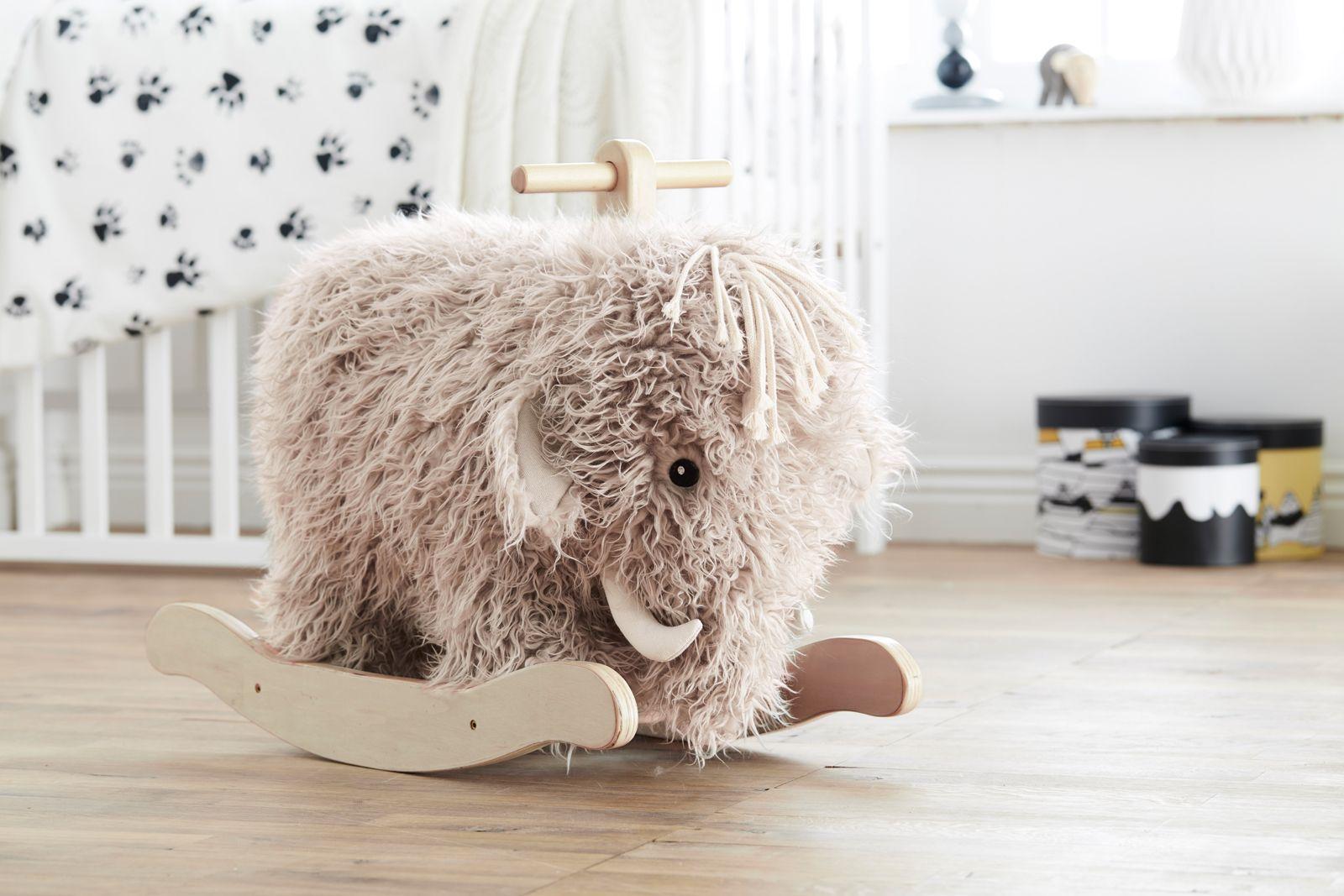 NEO - Gyngehest Mammut