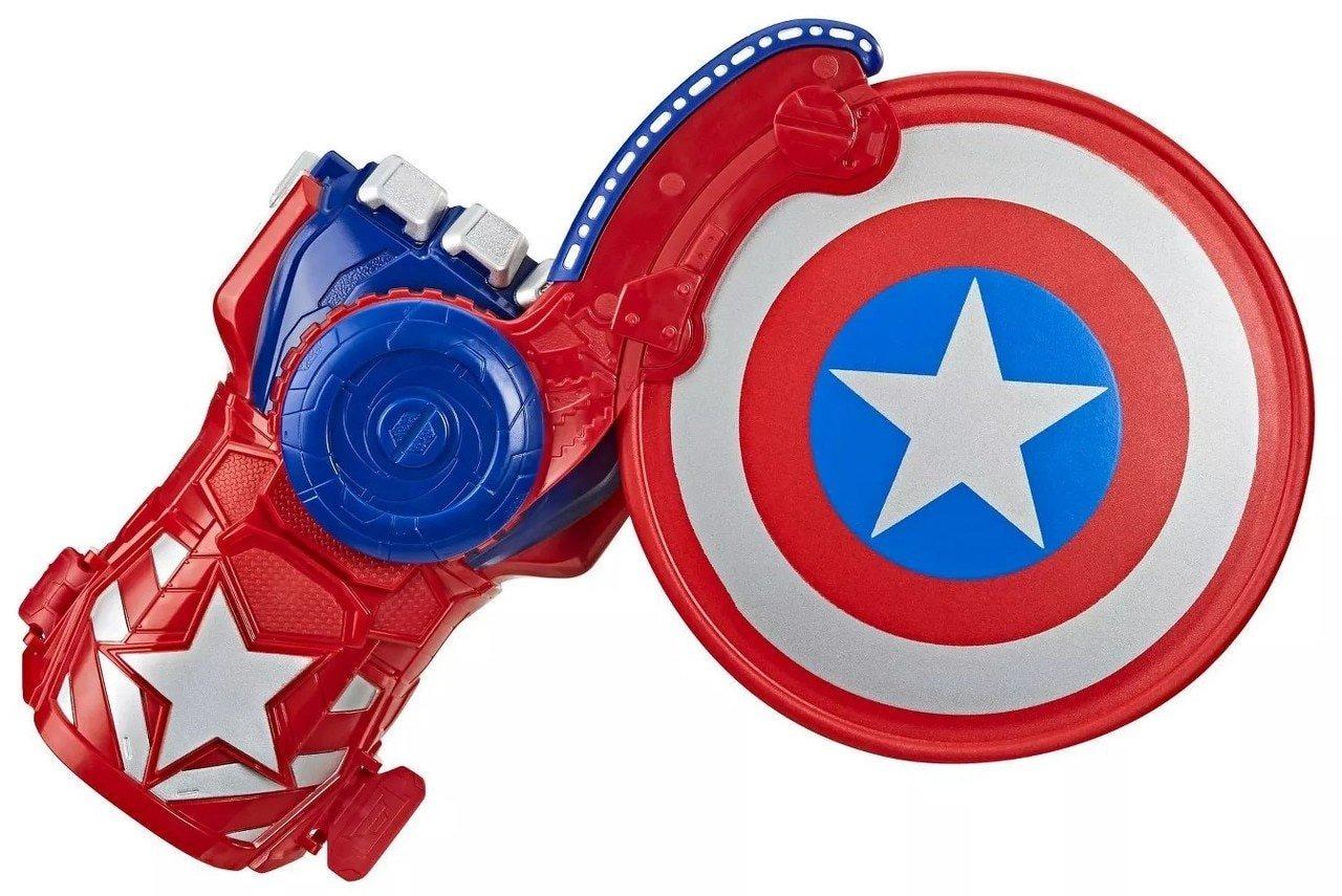 NERF Power Moves - Captain America