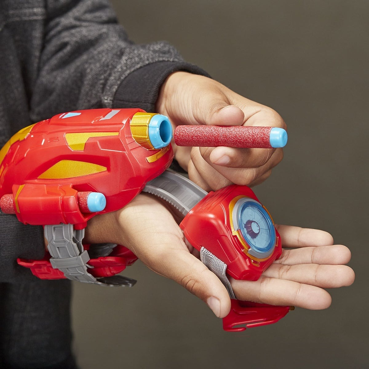 NERF Power Moves - Iron Man