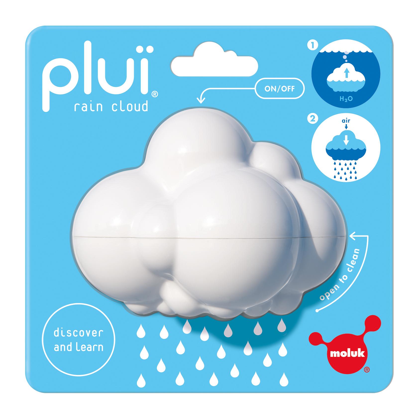 Pluï regnsky badelegetøj