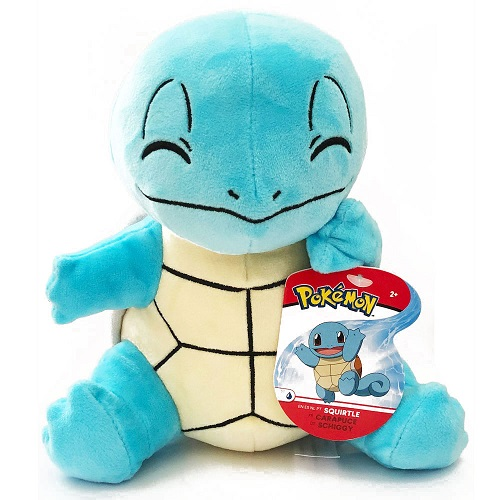 Plys Bamse 20 cm - Squirtle