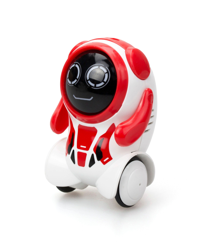 Pokibot Rund Robot - Rød