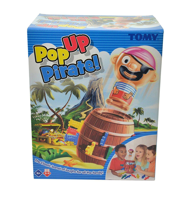 Pop-Up Pirat