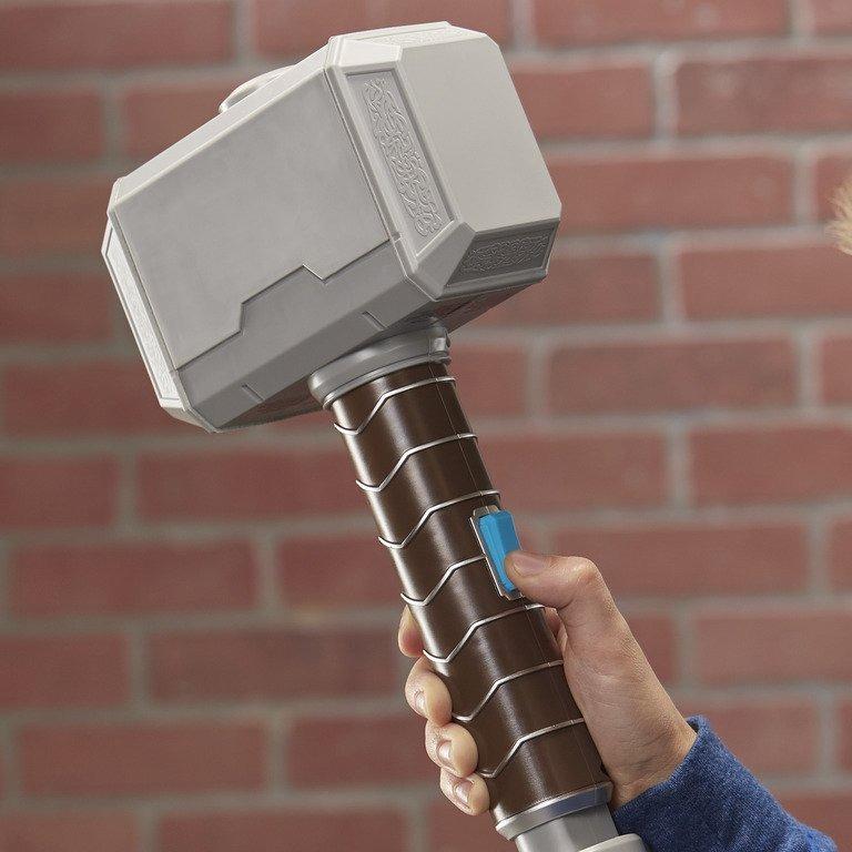 Power Moves NERF Thors Hammer