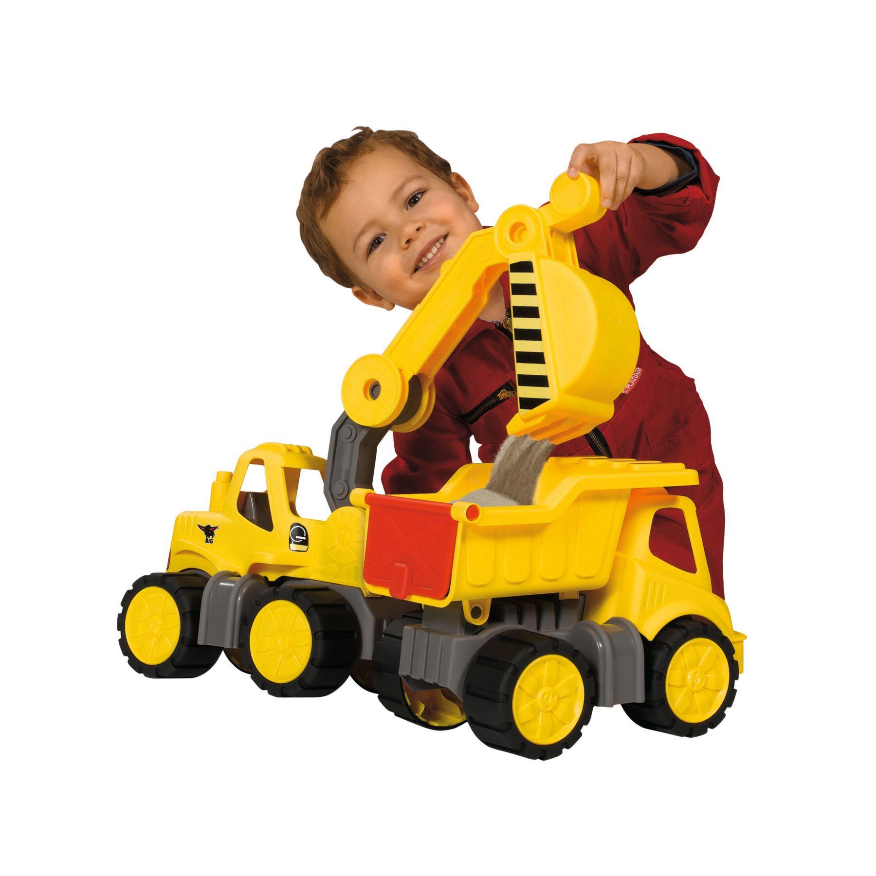 Power-Worker - Mini Dumper