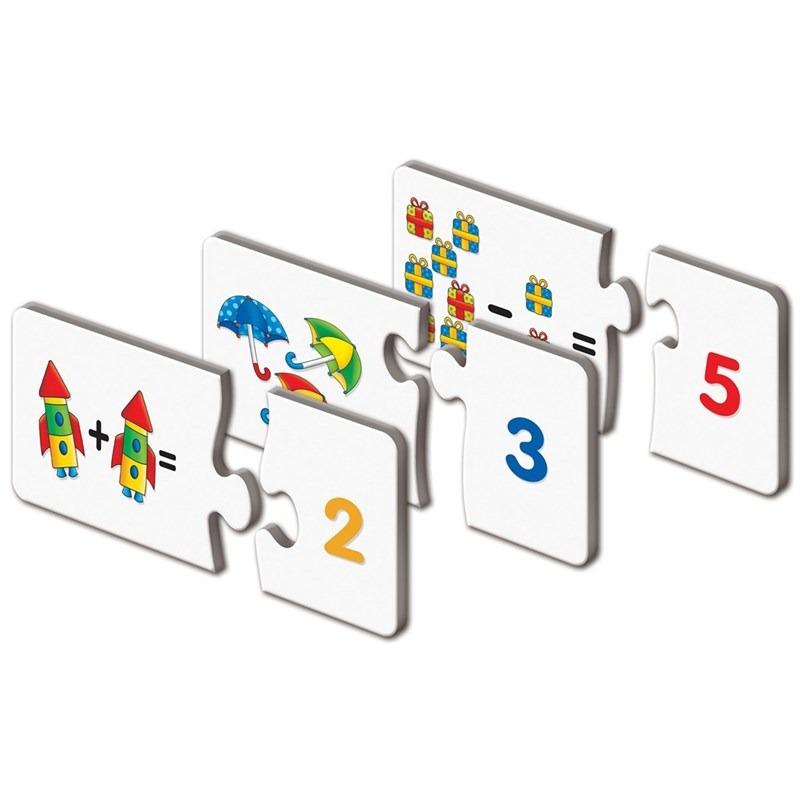 Puslespil - Matematik