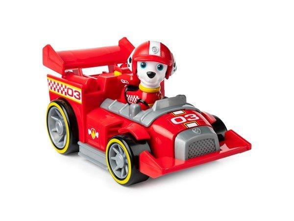 Race & Go Deluxe Køretøj - Marshall