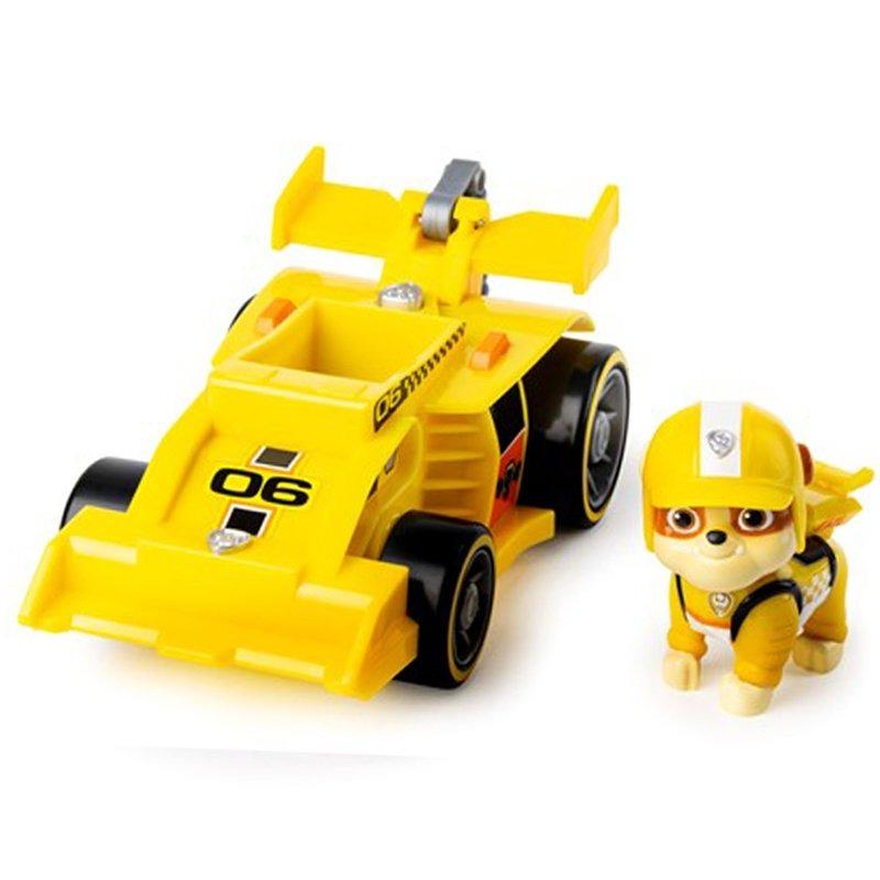 Race & Go Deluxe Køretøj - Rubble