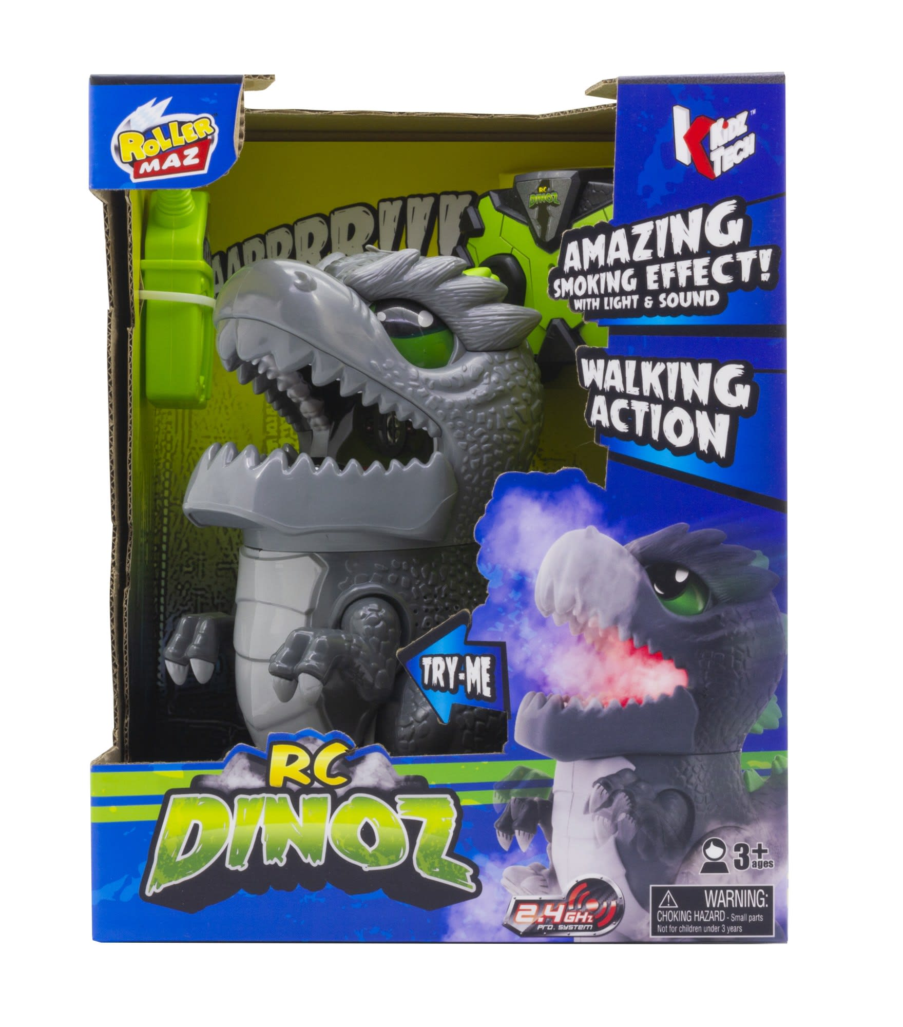 RC Fjernstyret Dino