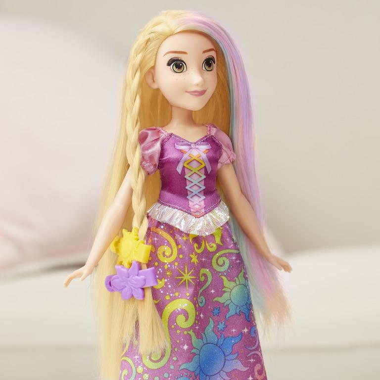 Regnbue Hår Rapunzel