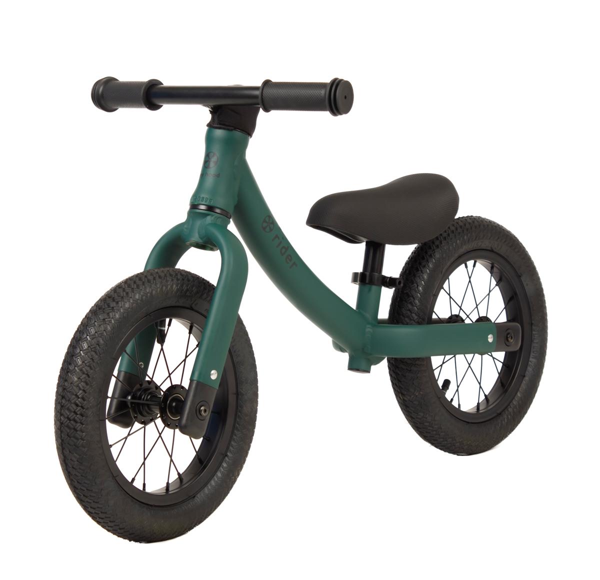 Rider Løbecykel - Grøn